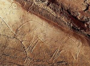 Altxerri: santuario del bisonte