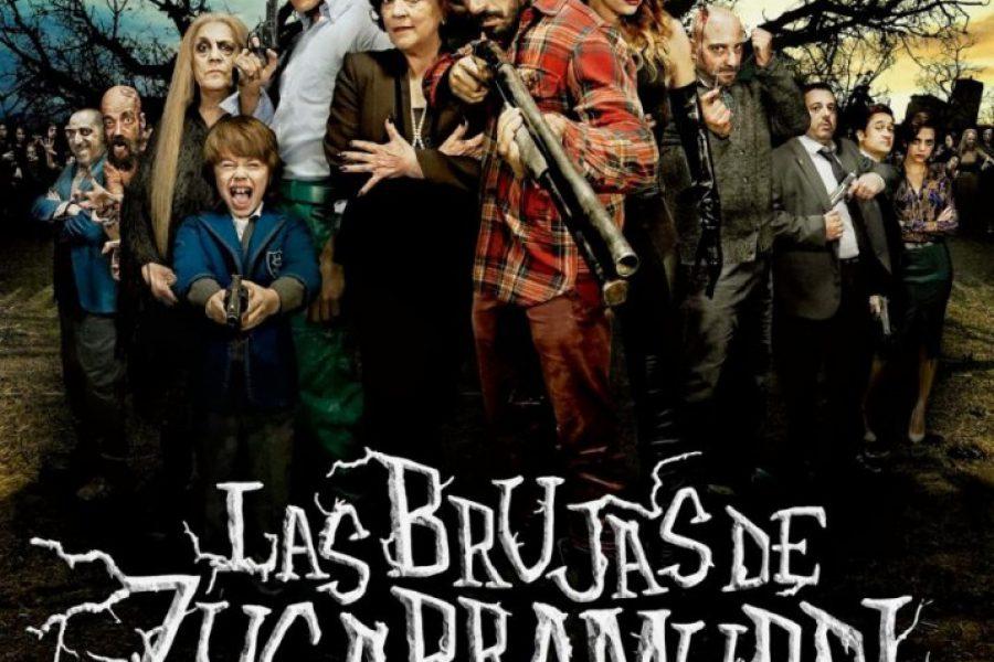 La película Las Brujas de Zugarramurdi nominada a los premios Goya