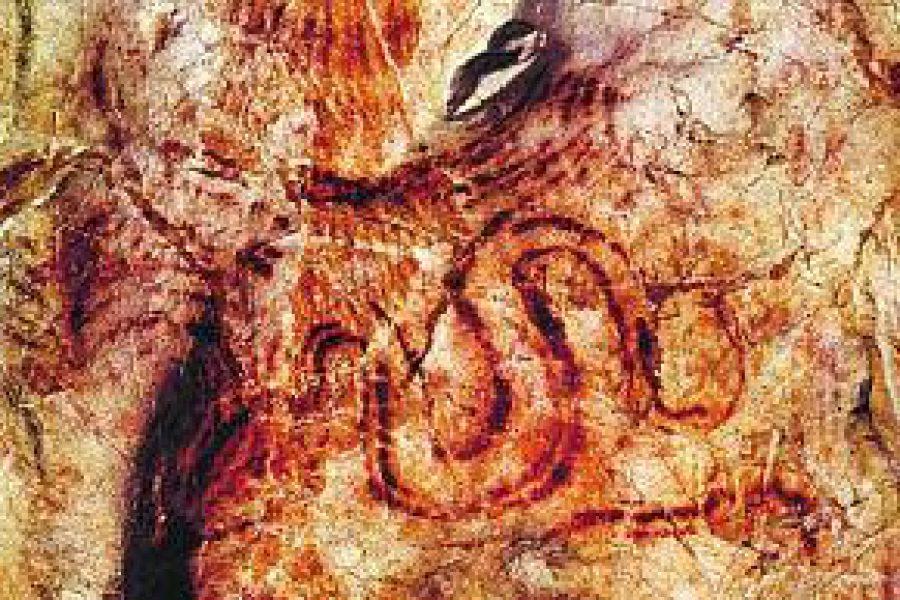 Llonín: la cueva con más representaciones de Asturias
