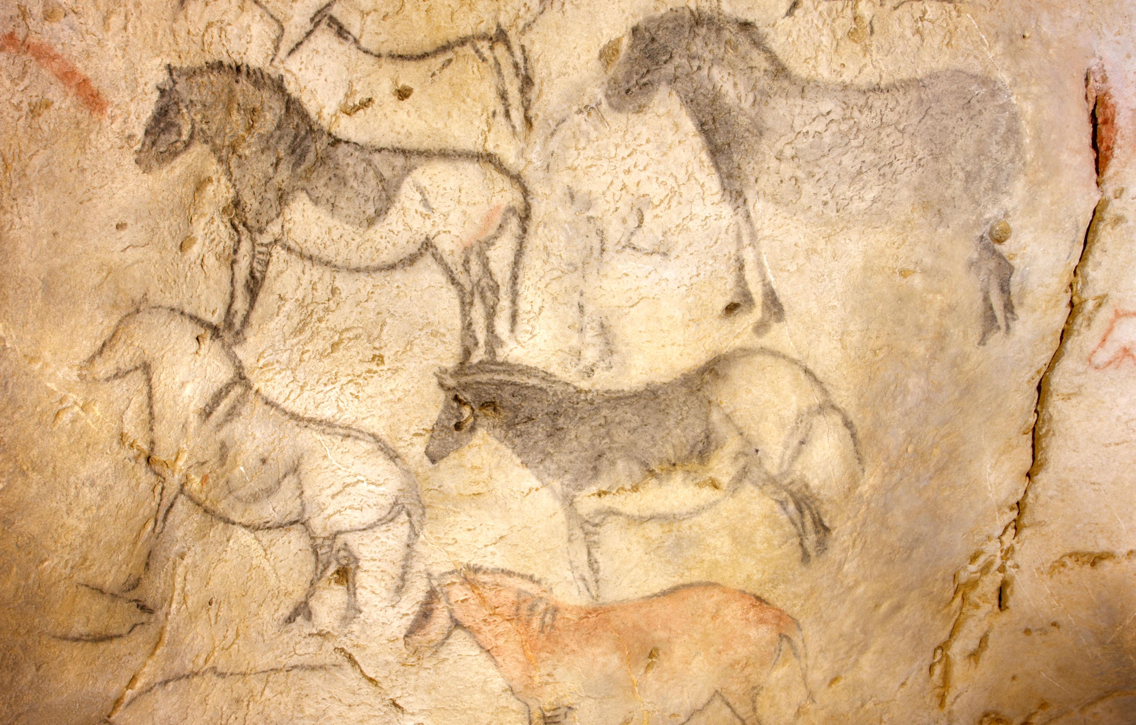 Ekain: Santuario rupestre del caballo