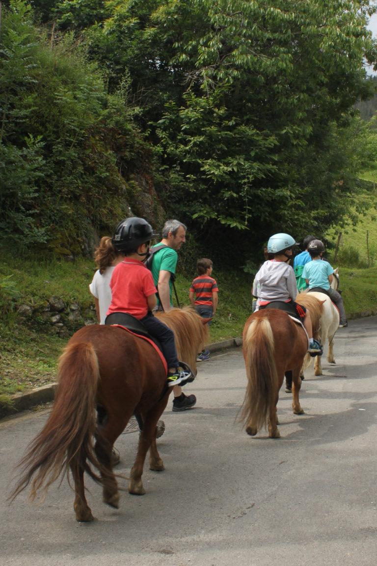 ¡El 8 de mayo fiesta del caballo de Ekain!