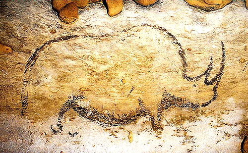 Rouffignac: la cueva de los cien mamuts