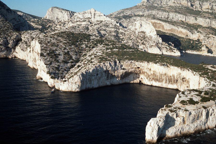 Cosquer: arte rupestre en una cueva recuperada por el mar