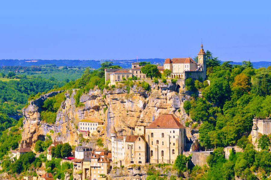 Rocamadour: Miragarrien haitzuloa