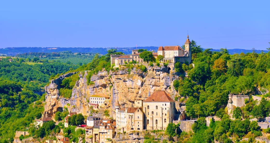 Rocamadour: la cueva de las maravillas