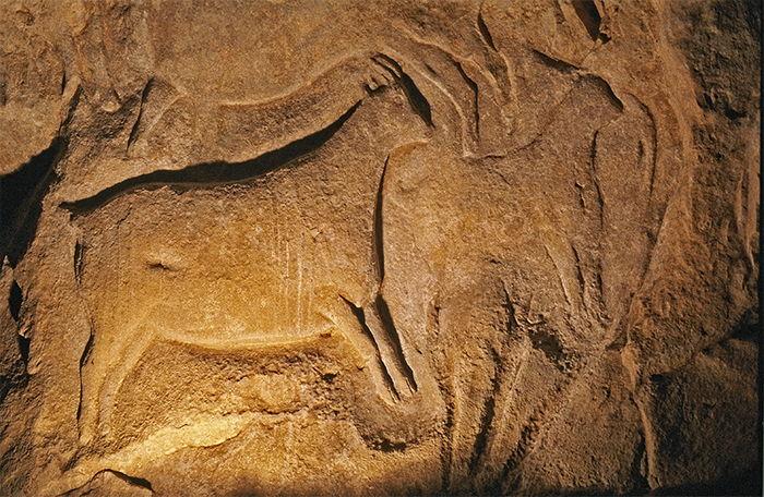 Roc-aux-Sorciers: templo de la escultura paleolítica