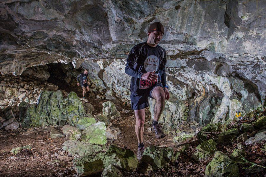 Tercera edición de la carrera de montaña Kobaz Koba Trail.Por el camino de los primeros humanos