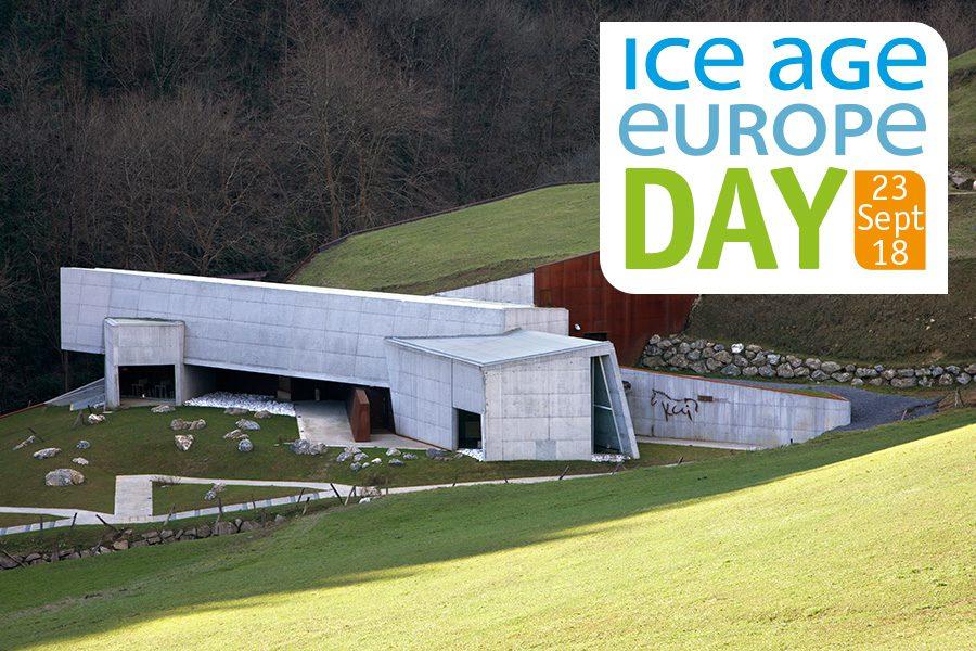 ¡Ven a Ekainberri el 23 de septiembre a celebrar el día Ice Age Europe!
