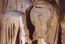 Grotte du Vilhonneur o Grotte du Visage: el primer retrato