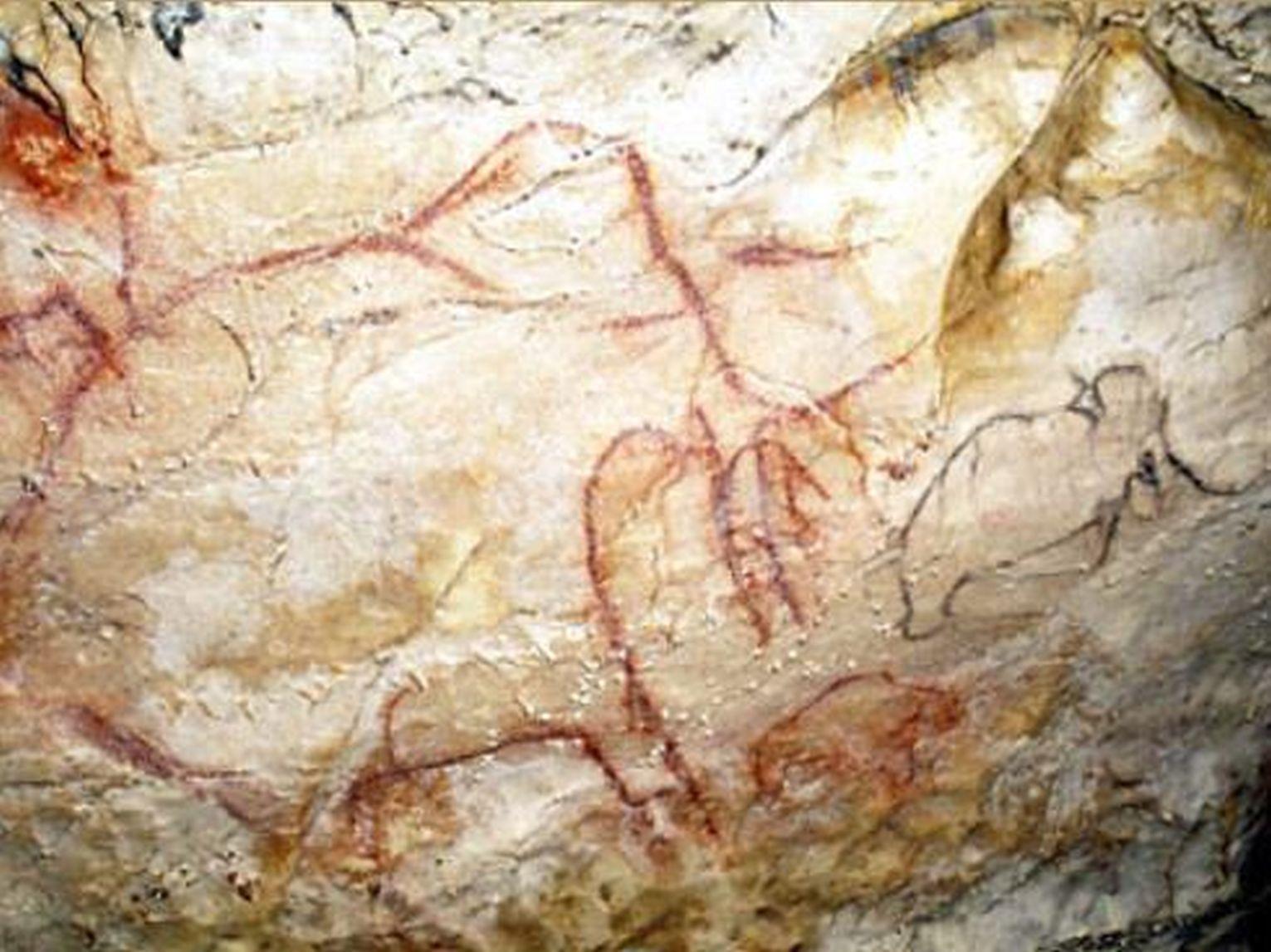 Arcy-sur-Cure: el arte rupestre del macizo Arcy-Saint-Moré