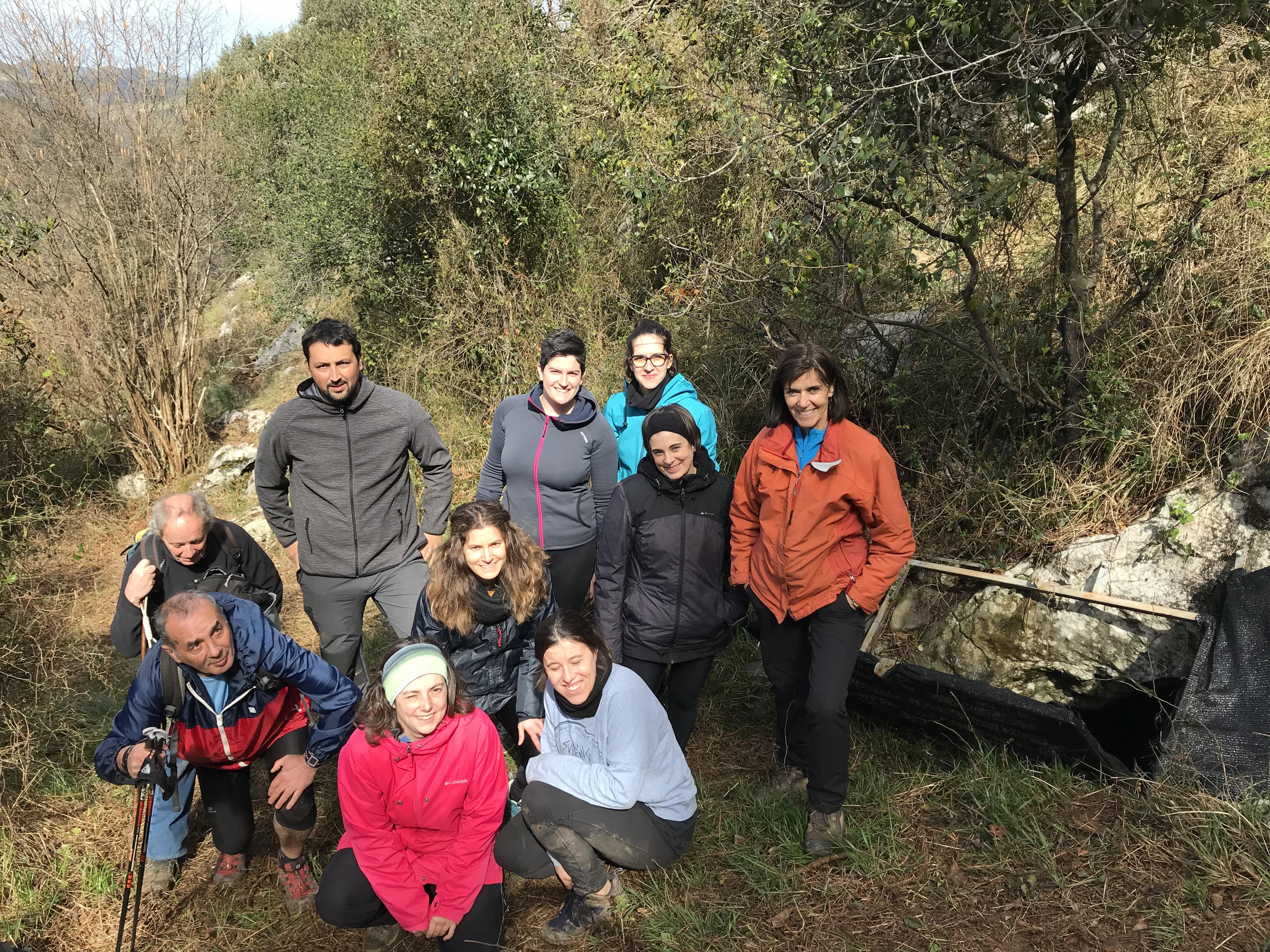 Visita guiada a la cueva de Danbolinzulo