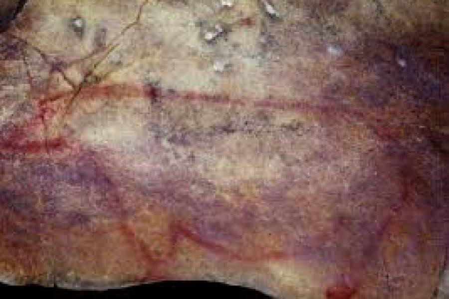 Micolón: yacimiento arqueológico al borde del embalse de Palombera