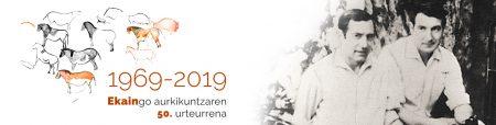 Programa de actos para celebrar el 50º aniversario del descubrimiento de Ekain