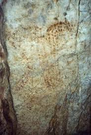 Cueva de La Meaza: representaciones rupestres del Solutrense