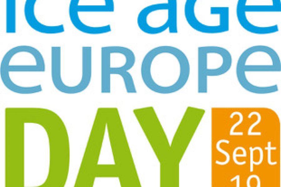 El 22 de septiembre celebramos el Ice Age Europe Day