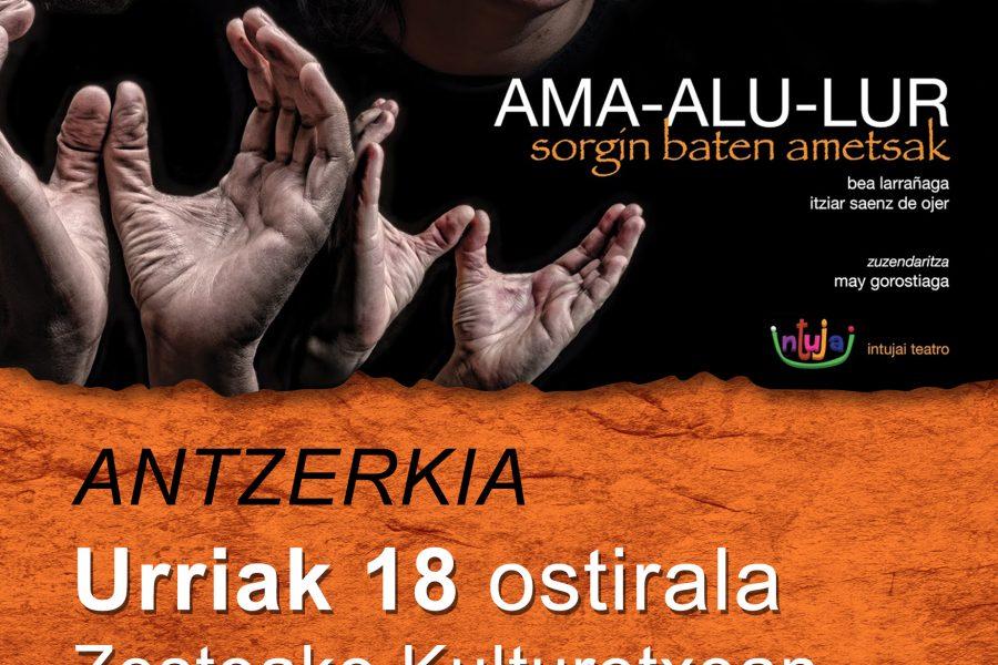 Obra de teatro para celebrar las Jornadas Europeas del Patrimonio