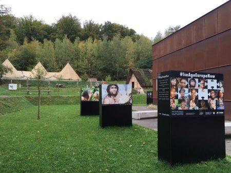 Ekainberri ha estado presente en el Congreso de Ice Age  Europe celebrado en Flémelle