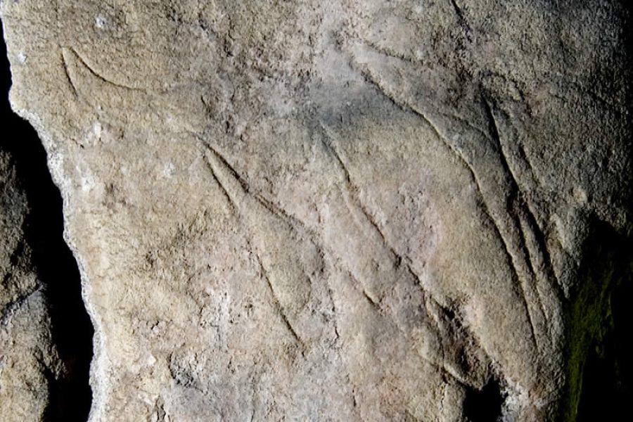Creswell Crags: arte rupestre en las Islas Británicas