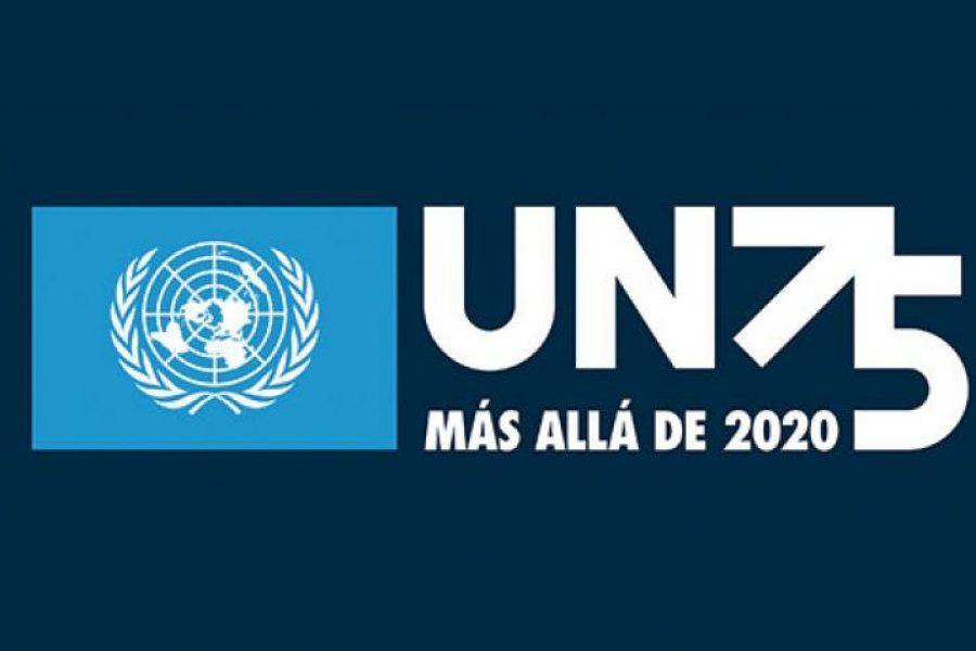 75 años de Naciones Unidas