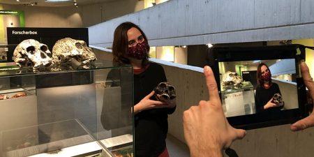 Visita virtual sobre evolución humana en el Neanderthal Museum el 12 de febrero