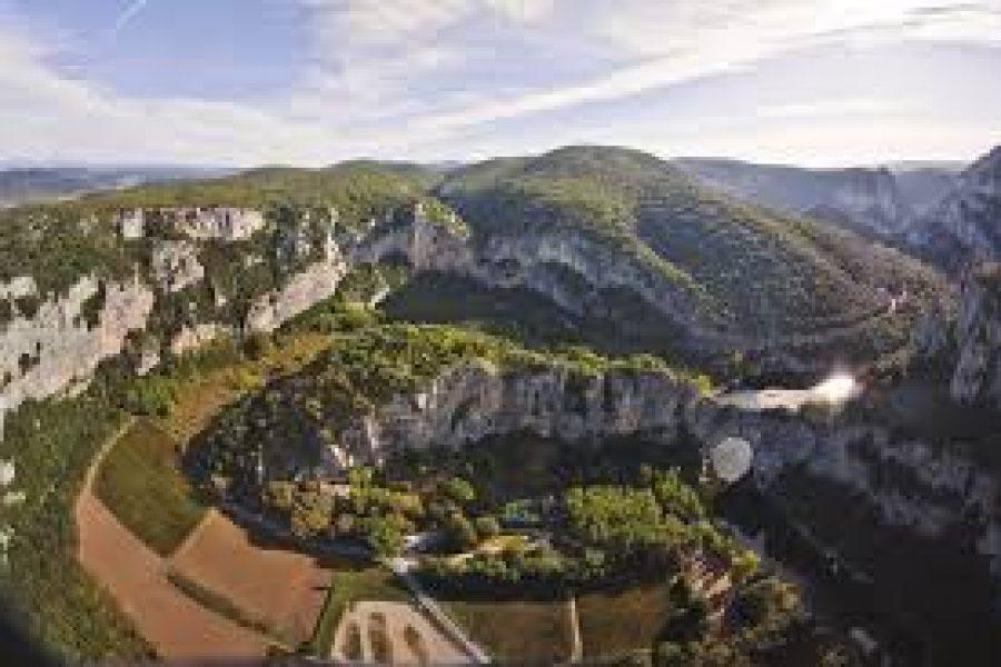 Grotte Dite de la Bergerie de Charmasson: íbice dibujado con los dedos