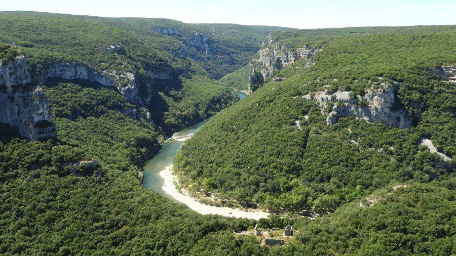 Grotte de la Cabre: figuras rupestres del valle del Ardèche